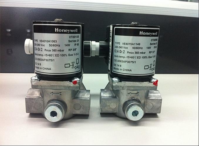 Honeywell Solenoid gas Valves VE4010A1063/VE4010A1006  For burner New & Original ve j62 iz