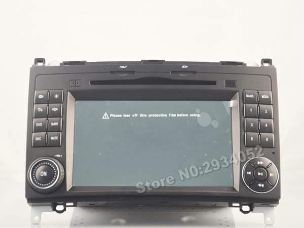 S190 Android 7.1 car dvd gps For BENZ A CLASS (W169) (2005-2011) Car Audio player navigation head unit device BT WIFI 3G