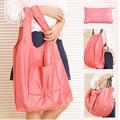 high grade waterproof folding shopping bag supermarket folding bag environmental protection folding bag Oxford bag