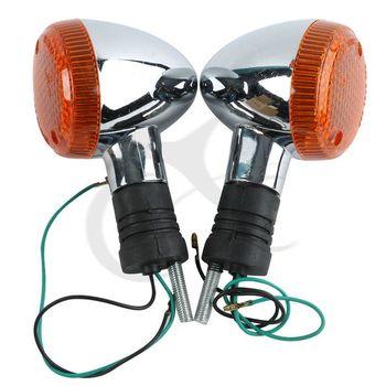 Moto Anteriore/Luce Posteriore Indicatore Di Direzione Luce Di Segnale Per HONDA STEED600 VT400 VT600 VT750 VT1100