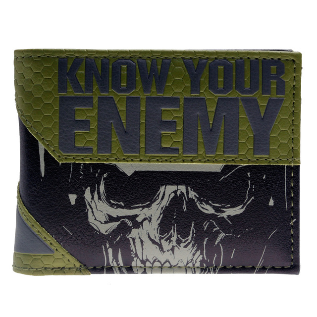 Кошелек know your Enemy Call Of Duty