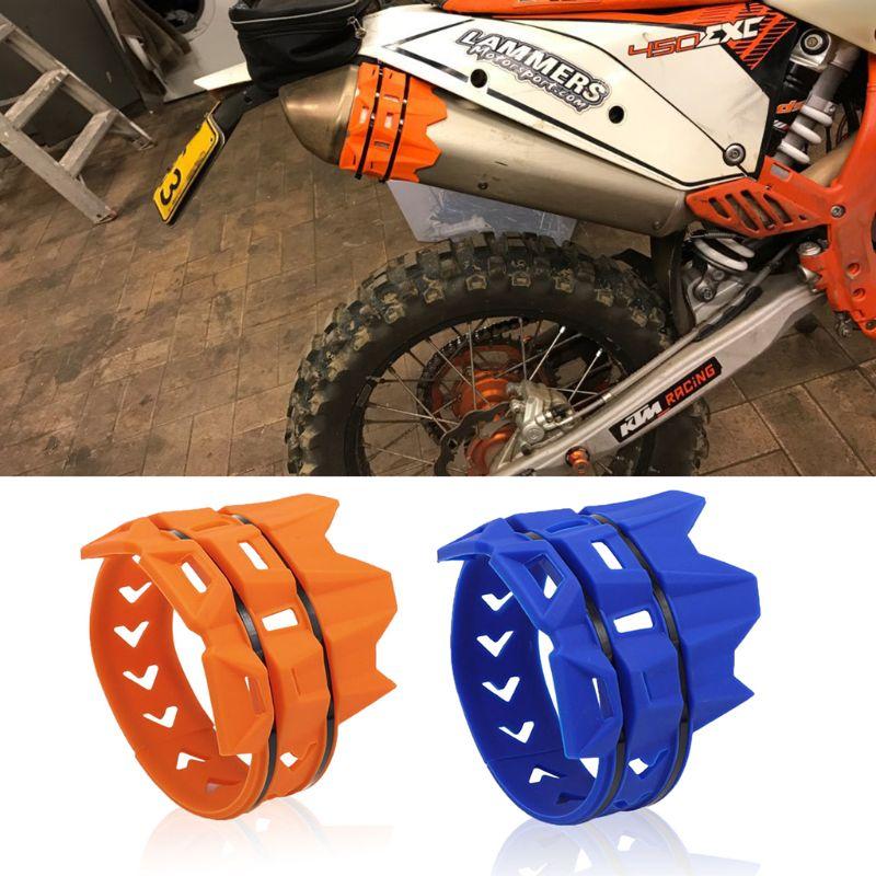 ORANGE KNOBBY DIRTBIKE TIRE WRISTBAND MOTO X bracelet ktm 125 250 350 450 85 65