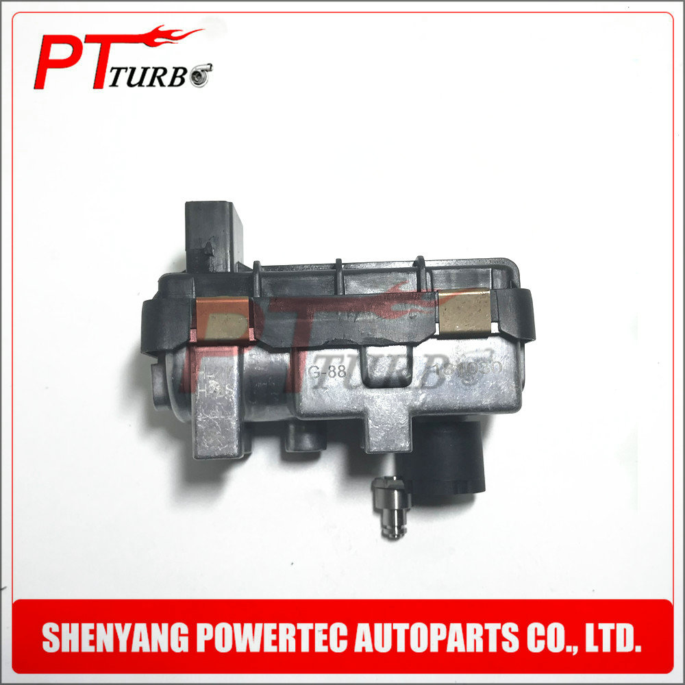 G-88 767649 For Ford Ranger 2.2 TDCi 110Kw 150HP 92Kw 125HP QJ2R GBVAJQJ - 787556 854800 NEW Turbo Wastegate Electronic Actuator
