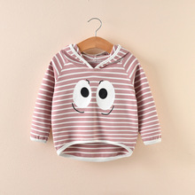 Godier Spring Baby Clothing Girls Hooded T-Shirts Outerwear Children Tee Infant Tops Party Shirts Costume Kids Clothes for Girls