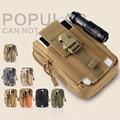 Outdoor Military Tactical Holster Hip Belt Bag Waist Phone Case For moto g4 plus z x play g3 g blackview bv6000 bv5000 e7