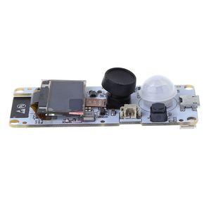 Image 3 - 2019 Mới TTGO T Camera ESP32 WROVER & PSRAM Module Camera ESP32 WROVER B OV2640 Module Camera 0.96 OLED