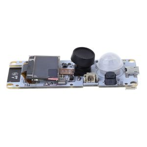 Image 3 - 2019 חדש TTGO T מצלמה ESP32 WROVER & PSRAM מצלמה מודול ESP32 WROVER B OV2640 מצלמה מודול 0.96 OLED