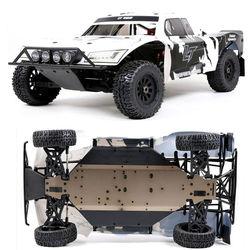 1/5 Scale Rofan Rovan LT 290 29cc 2T Gasoline Engine Two 45KG Servo 4WD RC Truck