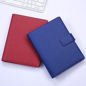 Image 5 - Cahier à feuilles amples, fournitures de bureau, Notes de réunion, Notes de collège, agenda des étudiants, A5, cahier amovible