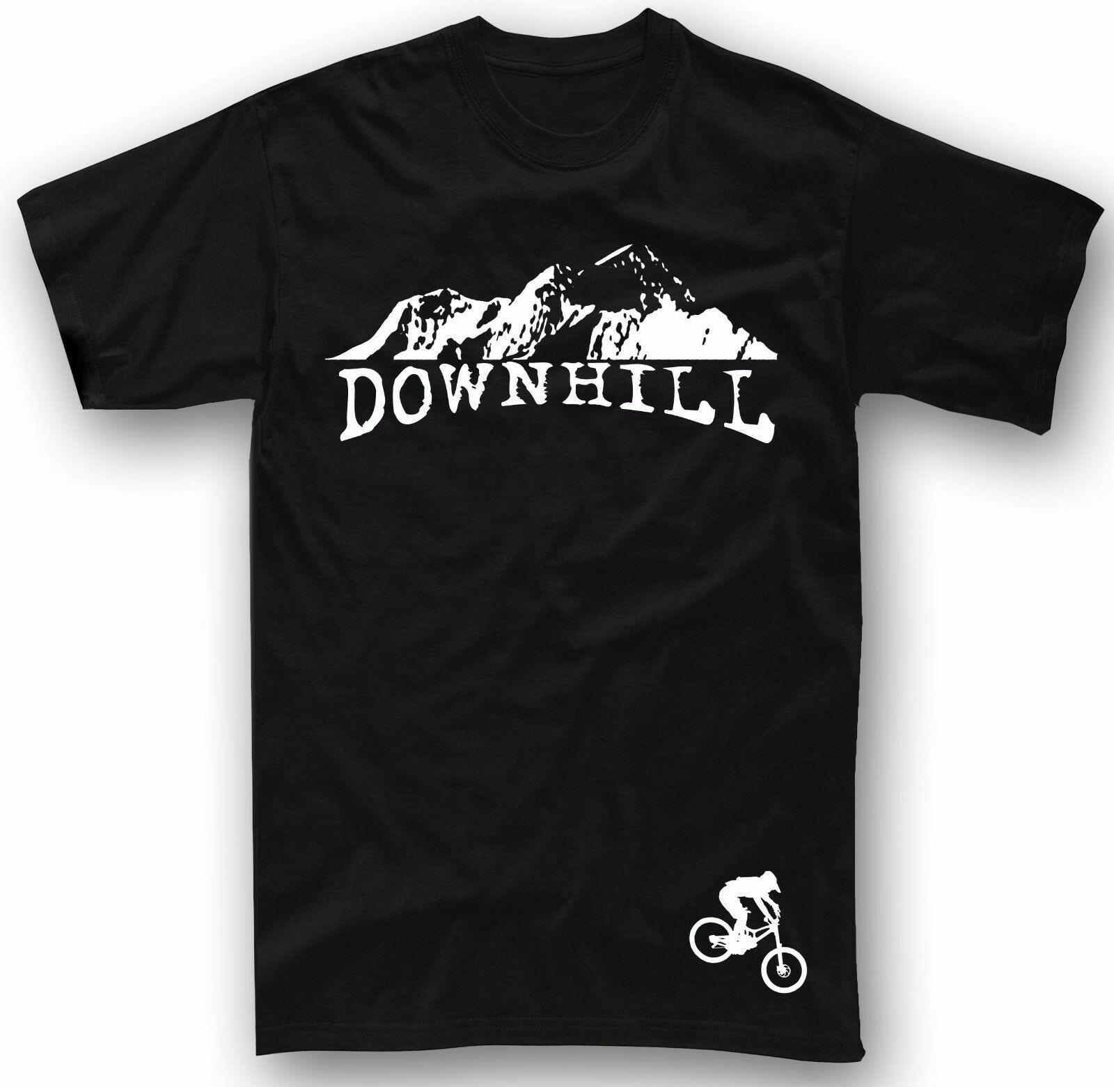 New ROCKY MOUNTAIN BIKE BICYCLE COMPANY LOGO Men/'s Black T-Shirt S-3XL