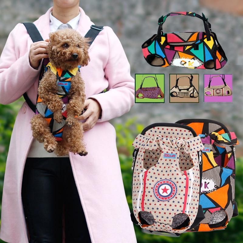 Naminių gyvūnėlių parduotuvė Šunų aksesuarai Transportavimas Vežimo naminių gyvūnėlių šuniukai Gyvūnai Katės pakinktai kuprinės krepšiai Vežėjas Chihuahua terjerui