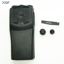 Housing Shell Case For EP450 Walkie Talkie Two Way Radio With The knobs