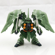 Gundam Action Figures 9cm Kshatriya Gundam Figures Japanese Anime Figures Best Decoration Toy Gifts