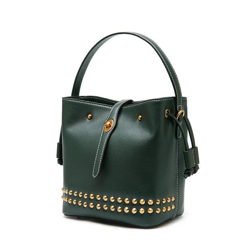 affordable genuine leather shoulder bags