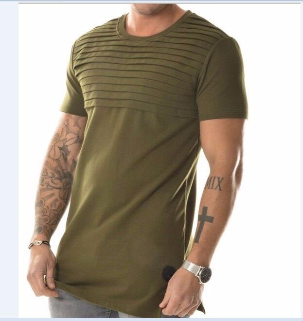mens fashion 2019 t shirt homme men army green t shirt. Black Bedroom Furniture Sets. Home Design Ideas