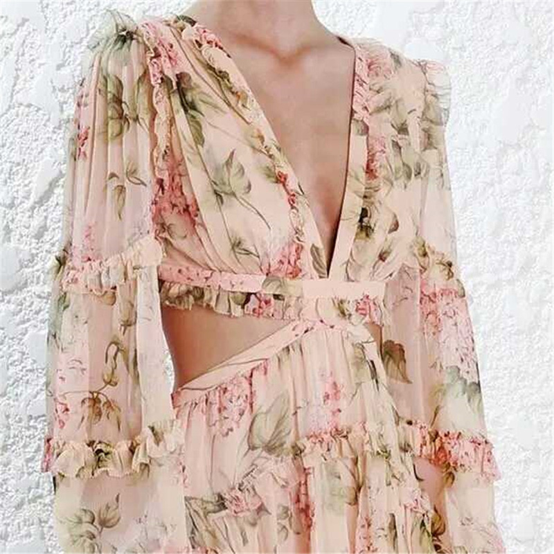 Paris Girl Summer Beach Mini Dress Woman Spaghetti Strap Cross Backless Sexy Deep V Print Bodycon Vestidos Fashion Short Dress 4
