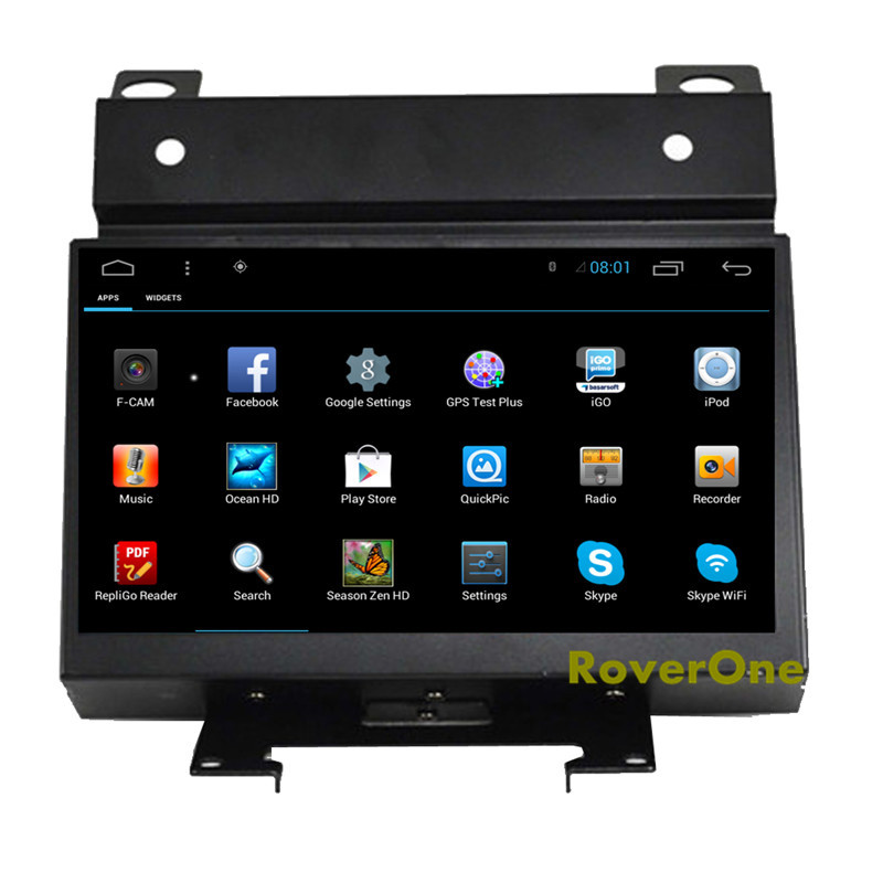 Land Rover Discovery Price >> For Land Rover Freelander II 2 LR2 Discovery Android 4.4 Autoradio Car Radio Stereo GPS ...