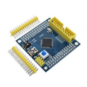 Image 5 - 2 pièces STM32F103RET6 ARM STM32 Module de carte de développement de système Minimum pour arduino carte système Minimum Compatible STM32F103VET6