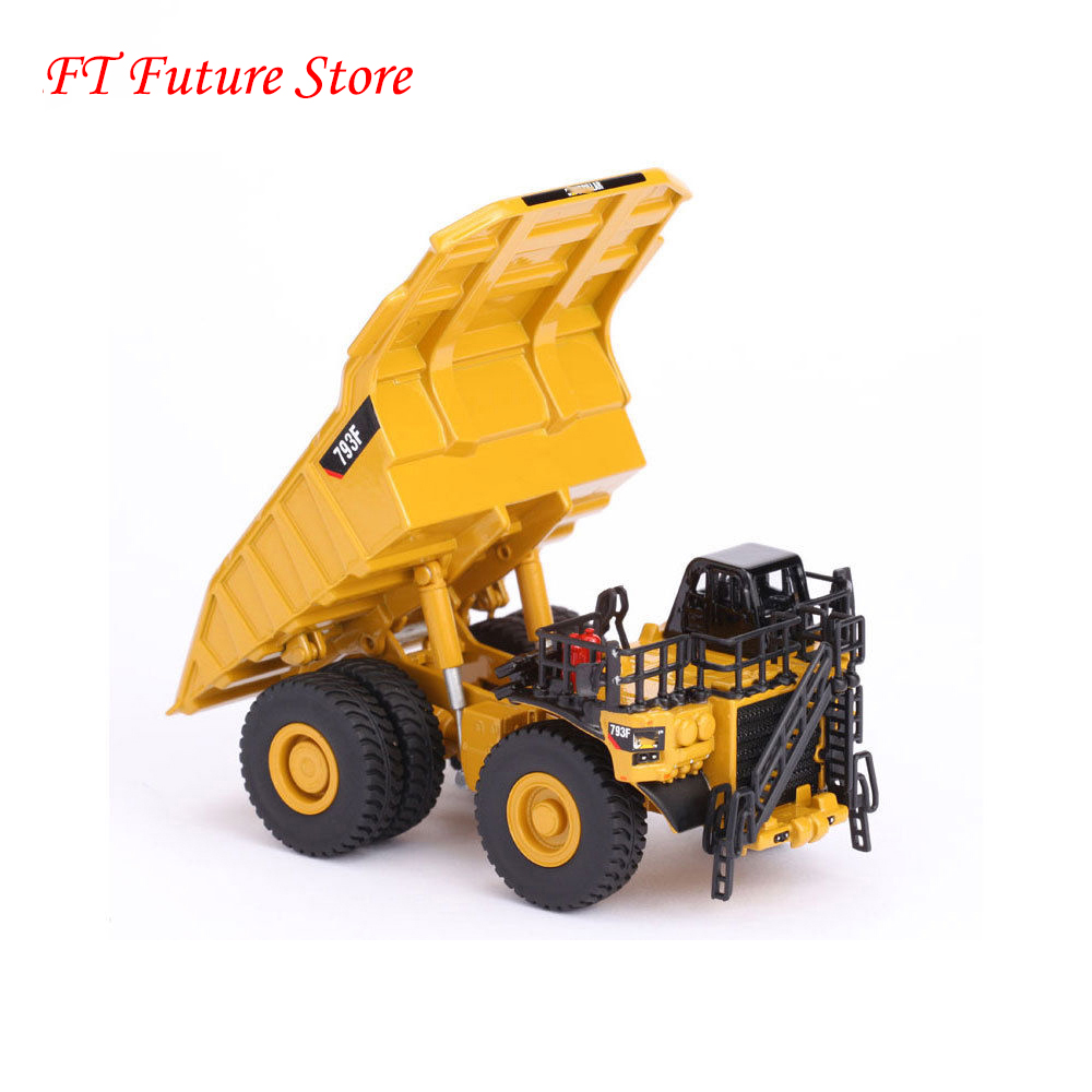 Toys for Children Diecast 1:125 Scale 793F Mine Dump Truck Model Alloy Engineering Vehicles 85518 Model Toys CollectionToys for Children Diecast 1:125 Scale 793F Mine Dump Truck Model Alloy Engineering Vehicles 85518 Model Toys Collection