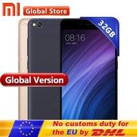 Original Global Version Xiaomi Redmi 4A 2GB 32GB smartphone telephone Snapdragon 425 Quad Core CPU 5.0