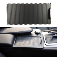 Car Water Cup Rack Roller Auto Roller Blinds Center Console Cover A20468047089051 for Benz C E Class W204 S204 S212