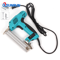 F30 Straight nail dedicated 1800W 220 240V 30pcs/min F30 Electric Nailer Gun Electric Stapler Straight Nail Gun Tool for Wood