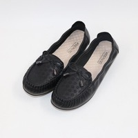 100 Genuine Leather Flat Bottomed Women Shoes Classic Women S Shoes Women S Shoes Casual Shoes