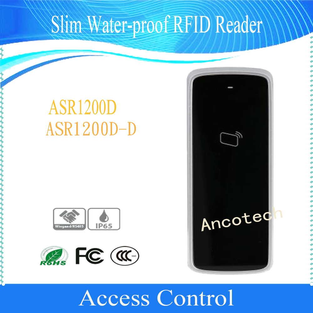 DAHUA Free Shipping RS485 Mifare Access Control Slim Water-proof RFID Reader Watch Dog Function DHI-ASR1200D-DDAHUA Free Shipping RS485 Mifare Access Control Slim Water-proof RFID Reader Watch Dog Function DHI-ASR1200D-D