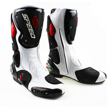 Top quality Probiker speed motorcycle boots MOTO boots botas motorcycles men botas motorcycles men motocross 40/41/42/43/44/45