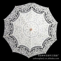 Handmade Lace Umbrella Big Lace Umbrella The Princess Lace Umbrella Foreign Trade Export The Bride Umbrella