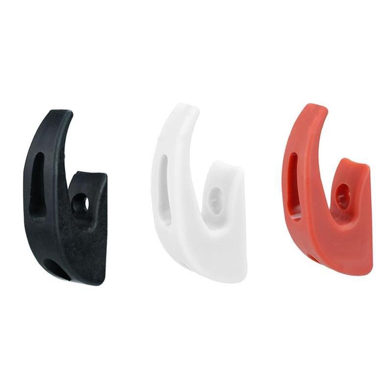 Para Xiaomi Mijia M365 M365 Pro Frente Gancho Cabide de Armazenamento De Ferramentas de Skate Scooter Elétrico Scooter Garoto Pega Gancho Parte
