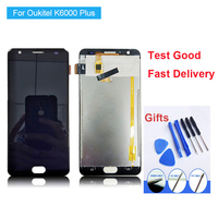 FSTGWAY Original LCD Screen For Oukitel K6000 Plus LCD Replacement LCD Digitizer Assembly Tested High Quality