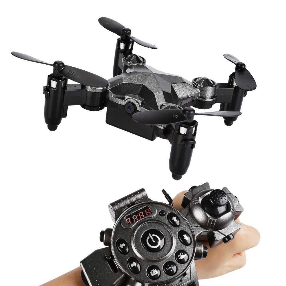 JIN Tripod Heads 120min Auto Rotation Camera Mount for GoPro Camera Accessory
