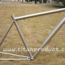 Титановая велосипедная Рама Road Rame интегрированная головная труба