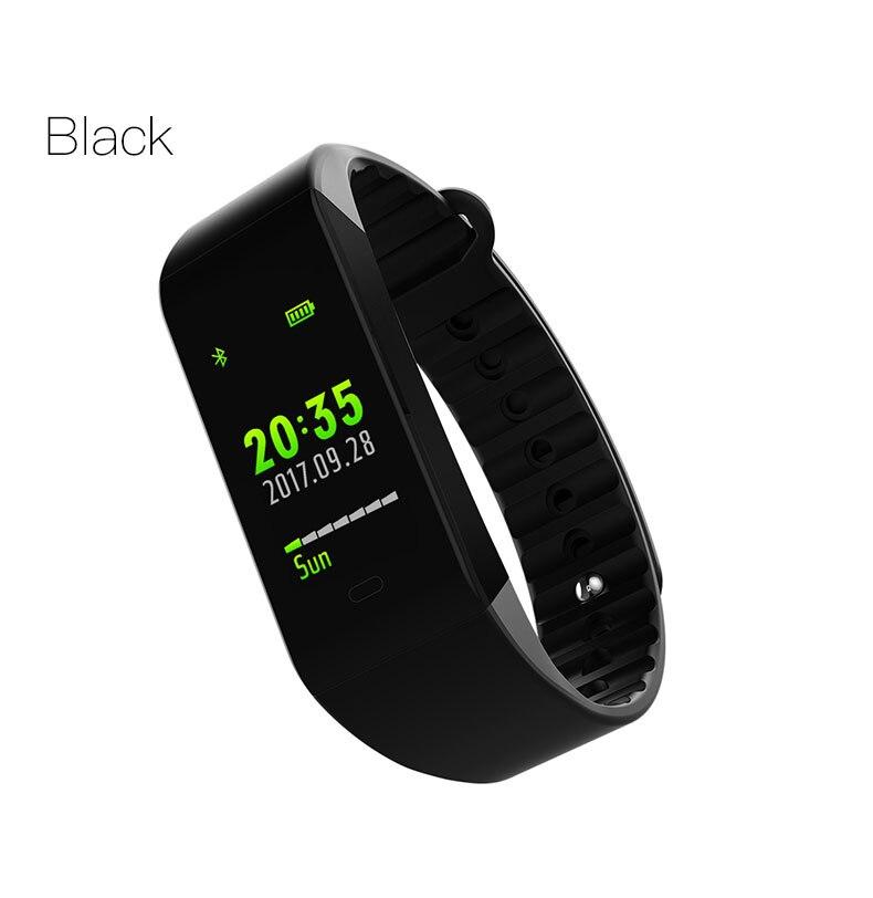 Smart bracelet blood pressure heartrate W6S (19)