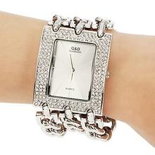 2017 New Casual Horloges Vrouwen Watches Women Watches Bracelet Watch Ladies Quartz Big Strap Crystal Women Wristwatch Free Ship