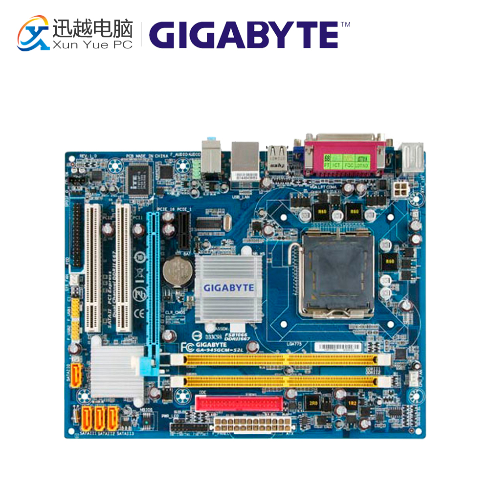 GIGABYTE 945GCM-S2L DRIVERS FOR WINDOWS 10
