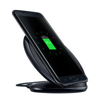 Quick Smart QI Wirelss Charger Stand Fast Charging Pad Dock Holder For Samsung Galaxy S6 Edge