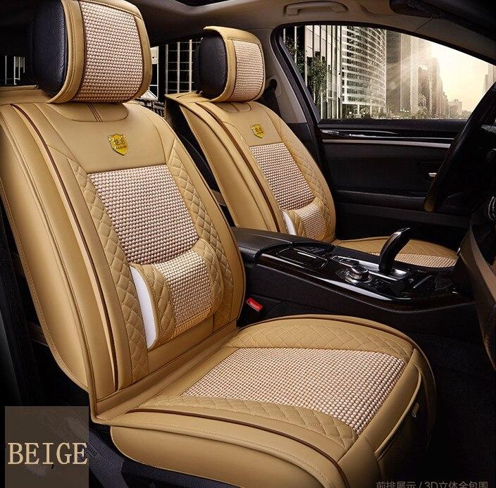 High Quality! Full Set Car Seat Covers For Audi Q5 2017