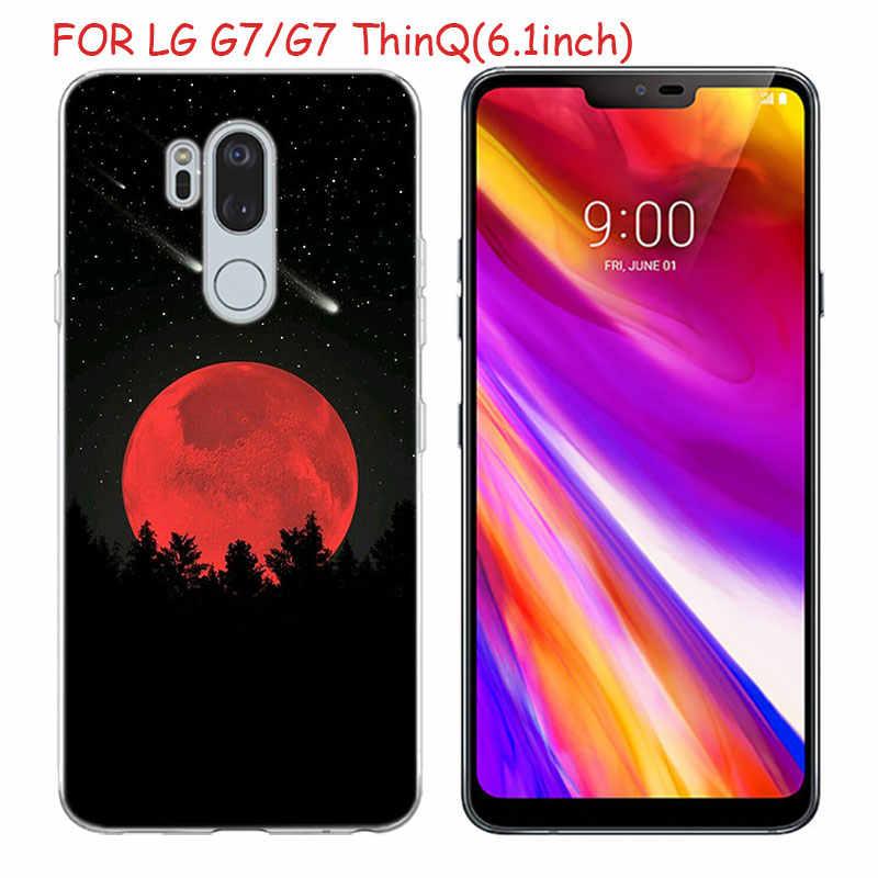 シリコーンソフト電話ケース黒良いもの lg K50 K40 Q8 Q7 Q6 V50 V40 V30 V20 G8 G7 g6 G5 ThinQ ミニカバー