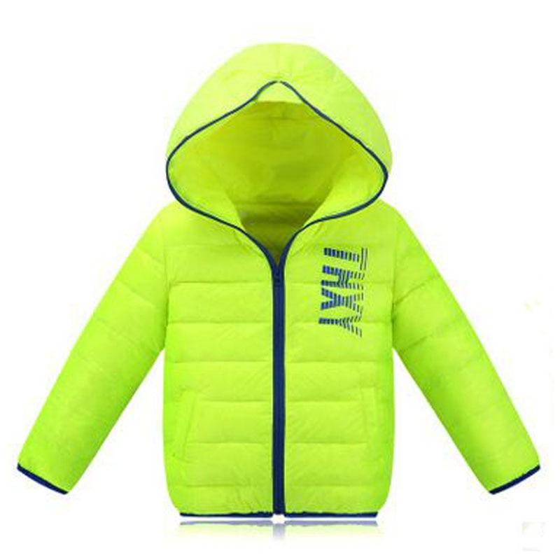 2016 Children Boys font b Girls b font Down font b Jacket b font Coat Short
