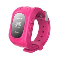 GPS Tracker Smart Watches Q50 Satellite for IPhone 4/4S/5 android Phones Pedometer Smart Wristband