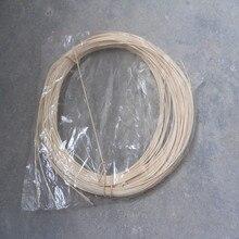 500 グラム/パックインドネシア籐杖スティック家具ウィービング材料屋外椅子バスケットナチュラルカラー 1.2 ミリメートル 1.5 ミリメートル 2 ミリメートル 2.5 ミリメートル