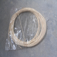 500g/Pack Indonesian rattan cane stick furniture weaving material outdoor chair basket natural color 1.2mm 1.5mm 2mm 2.5mm
