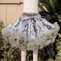 Frete grátis venda quente do bebê meninas fofo pettiskirts chiffon tutu princesa saia tutu Ballet dança saia PETS-153