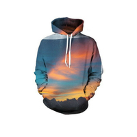 Cloudstyle Mountains Hoodies 3D Hoodies Long Sleeve Hoody College Tracksuits Fashion Pullover Men S Winter Sportswear