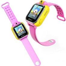 Kind Smart Uhr Baby Uhr Wifi Touchscreen Früherziehung SOS Call GPS Tracker Für Kinder Anti-verlorene PK Smartwatch Q50 Q60 Q80