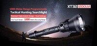 KLARUS XT32 Tactical Flashlight CREE XP L HI V3 LED 1200lm beam distance 1000 meters torch
