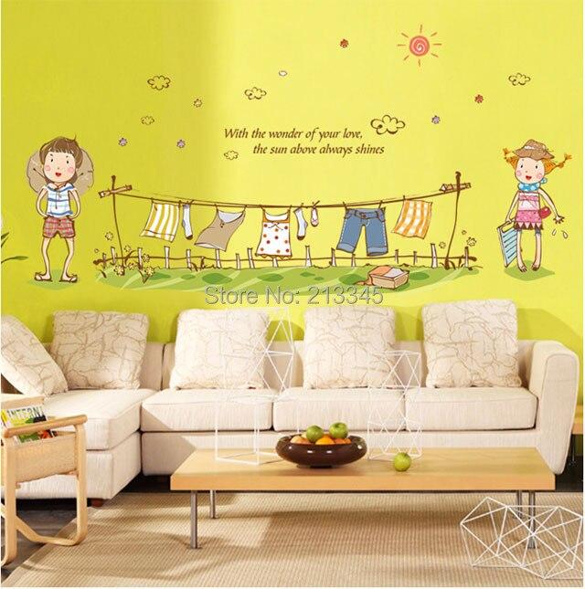 Fundecor] novelty households creative cartoon children\'s room ...