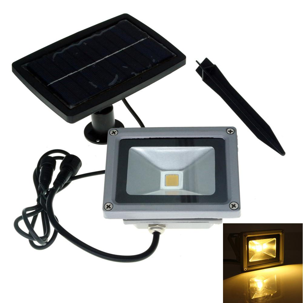 LumiParty Solar-powered LED Projection Lamp Flood Light Stage Light Yard Lawn outdoor indoor solar lamp Decoration цена